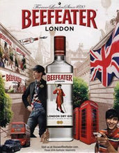 Load image into Gallery viewer, Beefeater Gin London Dry-Wine Chateau