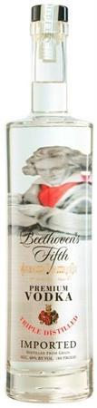 Beethoven's Fifth Vodka-Wine Chateau