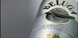 Beluga Vodka Noble-Wine Chateau