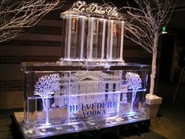 Belvedere Vodka-Wine Chateau