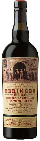 Beringer Bros. Red Wine Blend Bourbon Barrel Aged