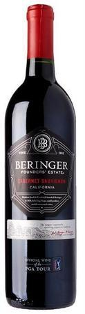 Beringer Cabernet Sauvignon Founders' Estate Culinary Collection-Wine Chateau
