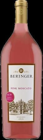 Beringer Pink Moscato-Wine Chateau