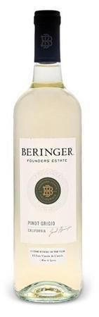 Beringer Pinot Grigio Founders' Estate-Wine Chateau