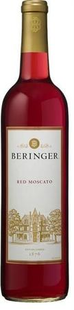 Beringer Red Moscato-Wine Chateau
