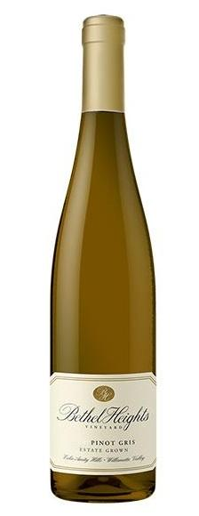 Bethel Heights Pinot Gris 2017