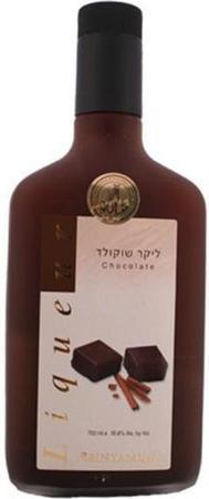 Binyamina Liqueur Chocolate-Wine Chateau
