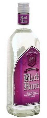 Black Haus Schnapps Blackberry-Wine Chateau