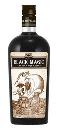 Black Magic Rum Black Spiced-Wine Chateau