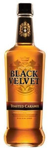 Black Velvet Canadian Whisky Toasted Caramel-Wine Chateau