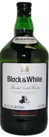 Black & White Scotch-Wine Chateau