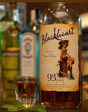 Load image into Gallery viewer, Blackheart Rum Spiced-Wine Chateau