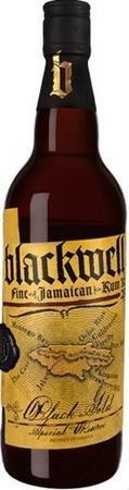 Blackwell Rum Black Gold Special Reserve-Wine Chateau