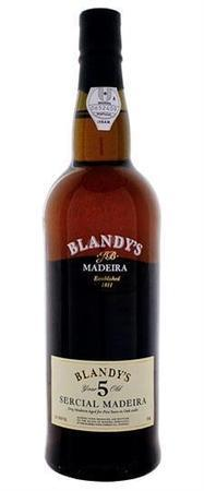 Blandy's Madeira Sercial 5 Year-Wine Chateau