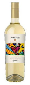 Bodega Norton Sauvignon Blanc Barrel Select By Romero Britto 2018