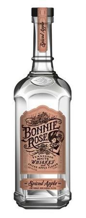 Bonnie Rose Tennessee White Whiskey Spiced Apple-Wine Chateau