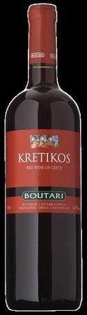 Boutari Kretikos Red 2015-Wine Chateau