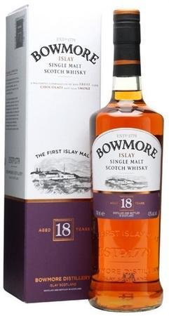 Bowmore Scotch Single Malt 18 Year-Wine Chateau