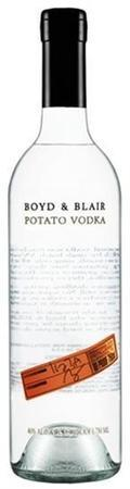 Boyd & Blair Vodka Potato-Wine Chateau