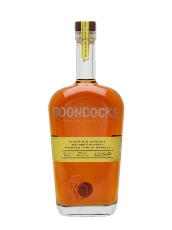 Boondocks Bourbon