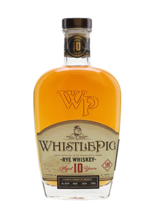 Whistlepig Rye Whiskey 10 Year 100 Proof