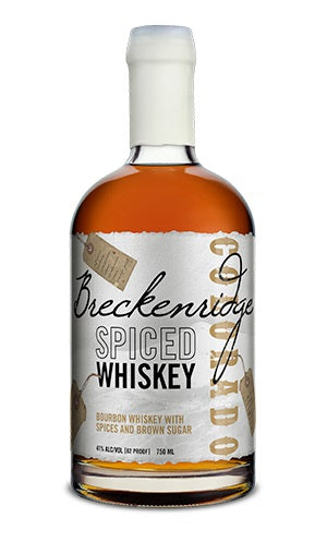 Breckenridge Whiskey Spiced