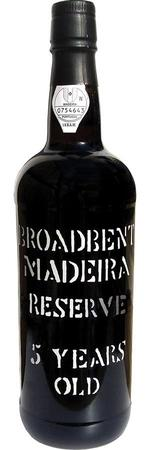 Broadbent Madeira Five Year Reserve