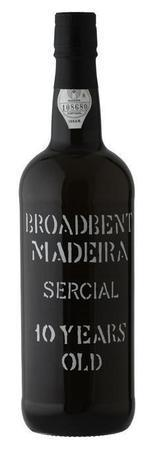 Broadbent Madeira Sercial 10 Year 2010-Wine Chateau