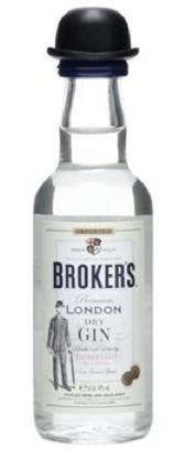 Broker's Gin London Dry-Wine Chateau