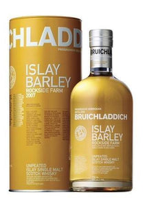 Bruichladdich Scotch Single Malt Islay Barley 2007-Wine Chateau