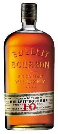 Bulleit Bourbon Whiskey 10 Year-Wine Chateau
