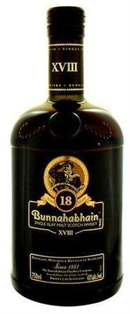 Bunnahabhain Scotch Single Malt 18 Year-Wine Chateau