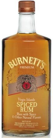 Burnett's Rum Spiced-Wine Chateau