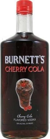 Burnett's Vodka Cherry Cola-Wine Chateau