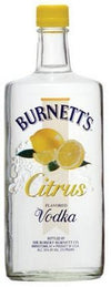 Burnett's Vodka Citrus-Wine Chateau