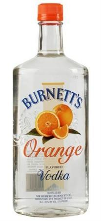 Burnett's Vodka Orange-Wine Chateau