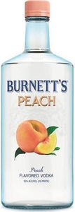 Burnett's Vodka Peach-Wine Chateau