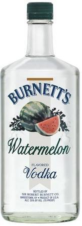 Burnett's Vodka Watermelon