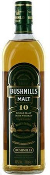 Bushmills Irish Whiskey 10 Year-Wine Chateau