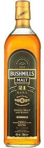 Bushmills Irish Whiskey 21 Year-Wine Chateau