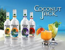 Load image into Gallery viewer, Calico Jack Rum Coconut-Wine Chateau
