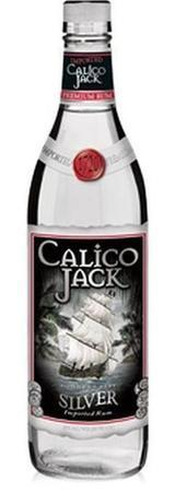 Calico Jack Rum Silver-Wine Chateau