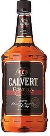 Calvert Extra Blended Whiskey-Wine Chateau