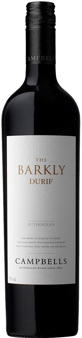 Campbells Durif The Barkly 2016
