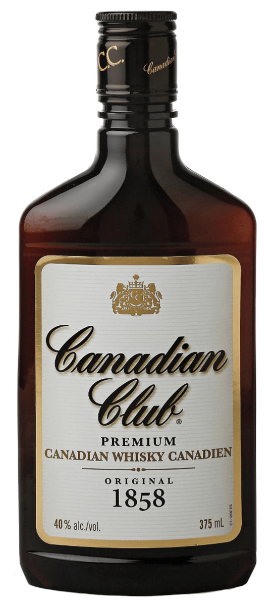 Canadian Club Canadian Whisky 6 (1858) Year