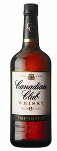Canadian Club Canadian Whisky 6 Year-Wine Chateau