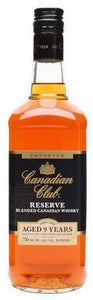 Canadian Club Canadian Whisky Reserve 9 Year-Wine Chateau