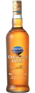 Canadian Gold Canadian Whisky-Wine Chateau