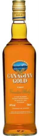 Canadian Gold Canadian Whisky