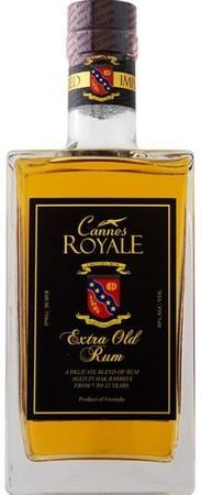 Canne Royale Rum Extra Old